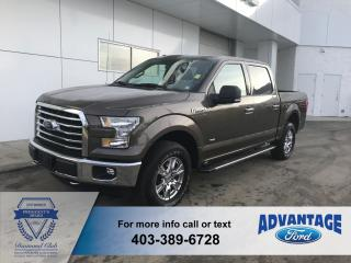 Used 2015 Ford F-150 XLT Low kms - Clean Carproof for sale in Calgary, AB