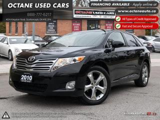 Used 2010 Toyota Venza V6 AWD! WINTER TIRES! Accident FREE! for sale in Scarborough, ON