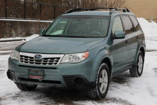 Used 2011 Subaru Forester 2.5 X Convenience Package AWD | CERTIFIED for sale in Waterloo, ON