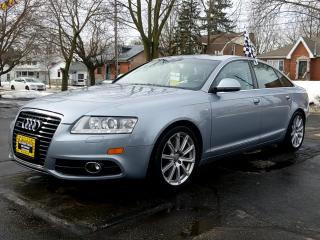 Used 2010 Audi A6 4dr Sdn quattro 3.0L Special Edition for sale in Guelph, ON