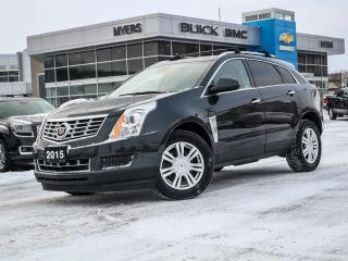 Used 2015 Cadillac SRX for sale in Ottawa, ON