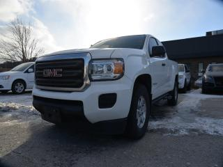 Used 2015 GMC Canyon REAR CAMERA/ TONNEAU COVER/SIDE STEPS for sale in Concord, ON