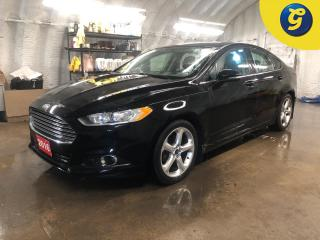 Used 2016 Ford Fusion SE * Ford SYNC Microsoft * Reverse camera * Heated front seats * Heated mirrors * Hands free steering wheel controls * Voice recognition * Phone conne for sale in Cambridge, ON