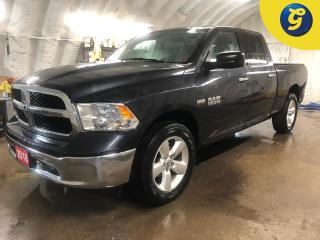 Used 2018 RAM 1500 SLT * CrewCab * 4WD * FuelSaver MDS * HEMI * U connect touchscreen * Voice recognition * Phone connect * Power windows/mirrors *  Climate control * Ha for sale in Cambridge, ON