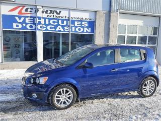 Used 2014 Chevrolet Sonic LT for sale in St-Hubert, QC