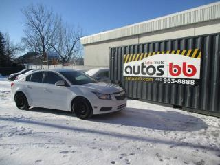 Used 2014 Chevrolet Cruze DIESEL for sale in Laval, QC
