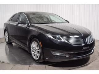 Used 2014 Lincoln MKZ Cuir Toit Nav for sale in Saint-hubert, QC