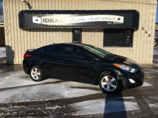 Used 2013 Hyundai Elantra GLS for sale in Mount Brydges, ON