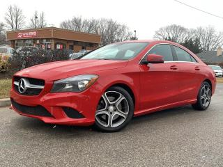 Used 2014 Mercedes-Benz CLA-Class CLA 250 4MATIC-BLUETOOTH-NO ACCIDENT-ONLY 34,000KM for sale in Mississauga, ON