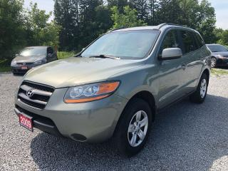 Used 2009 Hyundai Santa Fe GLS for sale in Stouffville, ON