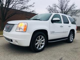 Used 2009 GMC Yukon Denali - Class Leading Design for sale in Mississauga, ON