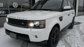 Used 2011 Land Rover Range Rover Sport LUX for sale in Guelph, ON