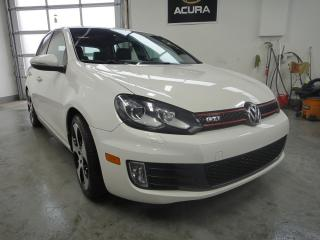Used 2011 Volkswagen GTI GTI,FULLY LOADED,NAVI,NO ACCIDENT for sale in North York, ON