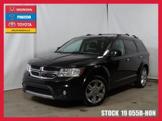 Used 2012 Dodge Journey R/t+awd+cuir+toit+re for sale in Drummondville, QC
