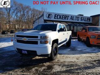 Used 2015 Chevrolet Silverado 1500 LS for sale in Barrie, ON