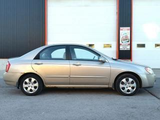 Used 2006 Kia Spectra LX for sale in Jarvis, ON