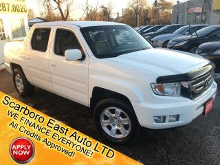 Used 2010 Honda Ridgeline EX/ 4WD/ POWER GROUP/ ALLOYS/ LIKE NEW! for sale in Scarborough, ON