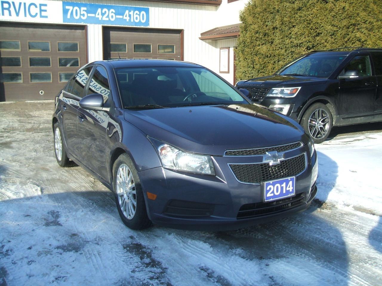 Photo of Steel Blue 2014 Chevrolet Cruze