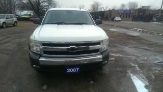 Used 2007 Chevrolet Silverado 1500 BACK UP CAM/NAVIGATION for sale in Cambridge, ON