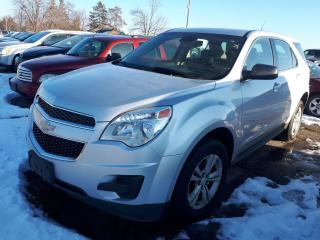 Used 2013 Chevrolet Equinox LS for sale in Alliston, ON