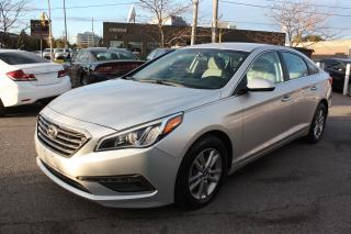 Used 2015 Hyundai Sonata GL for sale in Toronto, ON