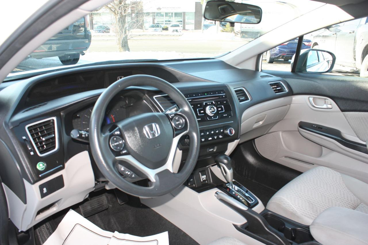 2014 Honda Civic LX LOW KM