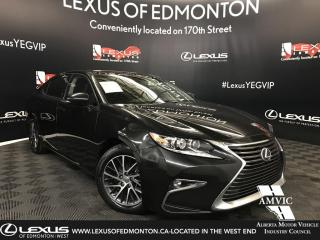 Used 2016 Lexus ES 350 Touring Package for sale in Edmonton, AB