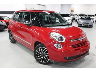Used 2014 Fiat 500 L LOUNGE   NAVIGATION   BACKUP CAMERA for sale in Vaughan, ON