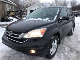 Used 2011 Honda CR-V EX-L w/Navi for sale in Gloucester, ON