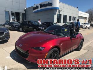 Used 2018 Mazda Miata MX-5 SE-50 ANNIVERSARY for sale in Toronto, ON