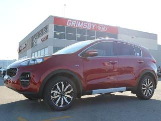 New 2019 Kia Sportage EX|Leather| Dual Climate| Heat Steer & Seat for sale in Grimsby, ON