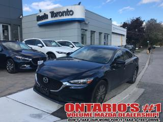Used 2018 Mazda MAZDA6 GS-L for sale in Toronto, ON