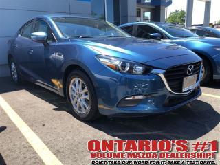 Used 2018 Mazda MAZDA3 GS SKAY, NAV, BACKUP CAM/ 1.99%, C.P.O!!!-TORONTO for sale in Toronto, ON