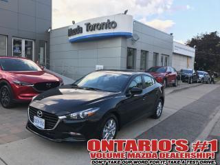 Used 2018 Mazda MAZDA3 GS/I-ACTIVE PKG for sale in Toronto, ON