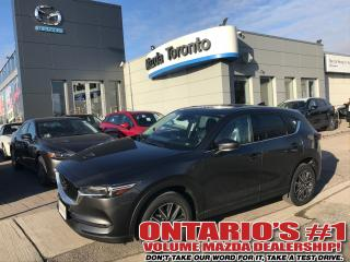 Used 2018 Mazda CX-5 GT/TECH/AWD for sale in Toronto, ON