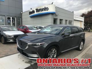 Used 2018 Mazda CX-9 Signature for sale in Toronto, ON