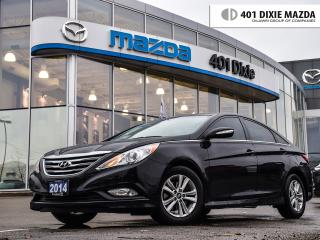 Used 2014 Hyundai Sonata GLS, SUNROOF, FINANCE AVAILALBE, REAR CAM for sale in Mississauga, ON