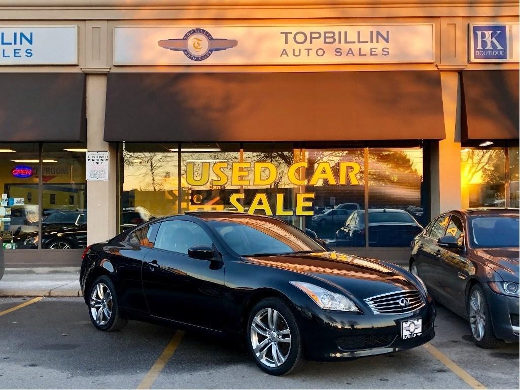 2009 Infiniti G37   Topbillin Auto Sales