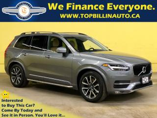 Used 2016 Volvo XC90 T6, Pilot Assist, ACC, BLIND SPOT for sale in Vaughan, ON