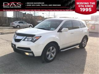Used 2010 Acura MDX TECH PKG NAVIGATION/REAR CAMERA/DVD for sale in North York, ON