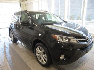 Used 2015 Toyota RAV4 Limited ONE OWNER CLEAN CARPROOF for sale in Toronto, ON