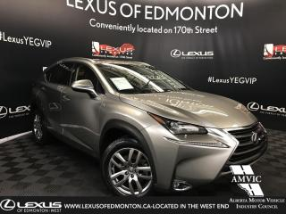 Used 2017 Lexus NX 200t Premium Package for sale in Edmonton, AB