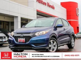 Used 2016 Honda HR-V LX|ONE OWNER for sale in Burlington, ON