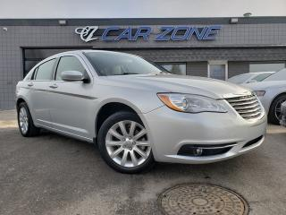 Used 2012 Chrysler 200 Touring Only 53000 kms for sale in Calgary, AB