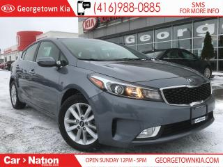 Used 2017 Kia Forte EX | CLEAN CARFAX | ONE OWNER | 3M STONE GUARD for sale in Georgetown, ON