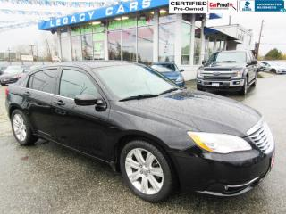 Used 2013 Chrysler 200 TOURING*** payments from $59 bi weekly oac*** for sale in Surrey, BC