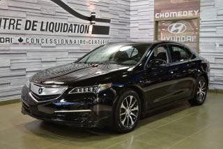 Used 2015 Acura TLX Tech+gps+cuir+toit+m for sale in Laval, QC