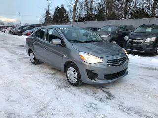 Used 2017 Mitsubishi Mirage G4 Es A/c for sale in St-Constant, QC