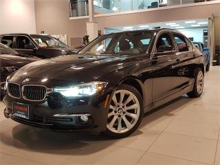 Used 2017 BMW 3 Series 320i xDrive-NAVIGATION-SUNROOF-ONLY 72K for sale in Toronto, ON