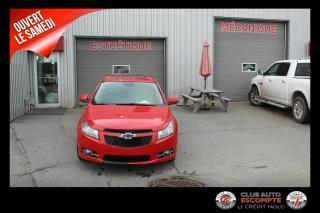 Used 2013 Chevrolet Cruze Chevrolet Cruze LT turbo 2013 for sale in Terrebonne, QC